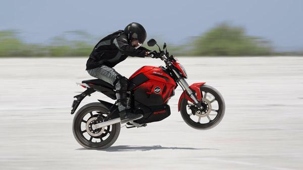 Fecha de lanzamiento de la motocicleta eléctrica Revolt RV 400 confirmada para el 7 de agosto: se explican las expectativas de precios, las especificaciones y las características