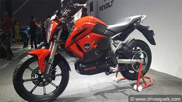 Fecha de lanzamiento de la motocicleta eléctrica Revolt RV400 confirmada: programada para el 28 de agosto