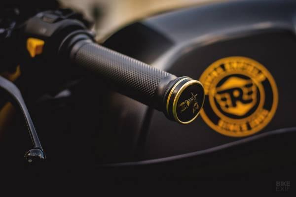 Royal Enfield Continental GT 650 modificado por Rajputana Customs: detalles y especificaciones