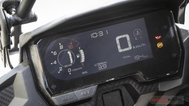 Grupo de instrumentos Honda CB500X