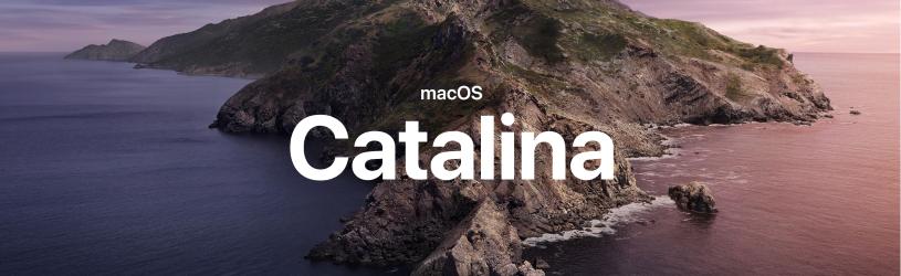 Nuevo en macOS Catalina
