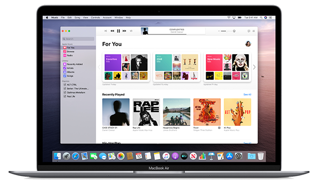 Música de Apple