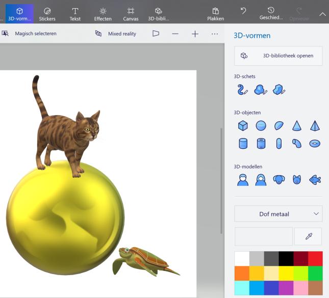 Insertar imágenes 3D